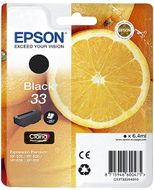 EPSON Ink Cart/ Claria Prem SP 33 Black (C13T33314010)
