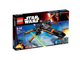 LEGO Star Wars 75102 Poes X Wing Fighter (75102)