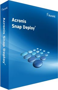 ACRONIS SNAP DEPLOY SRV LIC W/AAP - 0001 - 0003          IN LICS (SSPELPDES21)