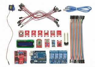 ALLNET 4duino Smart Home Kit UNO R.3 (ALL-E-4-6 (E4-6))
