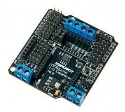 "ALLNET 4duino IO Expansion Shield ""Xbee/ APC220/ I2C/ TWI/ Bluetooth/ RS485/ SD"" (ALL-A-19 (A19))"