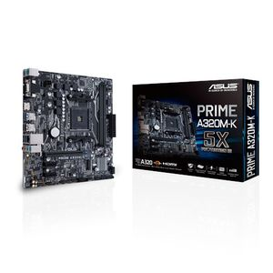 ASUS AMD AM4 PRIME A320M-K (90MB0TV0-M0EAY0)