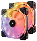 CORSAIR H140 RGB LED Dual Fan with Controller