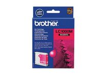 BROTHER LC1000M INK CARTRIDGE MAGENTA NS