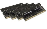 HyperX KINGSTON HYPERX IMPACT 16GB (4X4) 2400 (HX424S15IBK4/16)