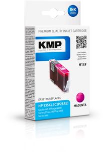 KMP H149 ink cartridge magenta F-FEEDS (1744,0006)