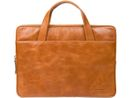 DBRAMANTE1928 Leather case Silkeborg for PC & MacBooks up to 13'' - Golden