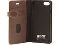 Gear by Carl Douglas Gear Buffalo iPhone 7, Brun Lommebokveske for iPhone 7