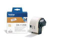 BROTHER DK SINGLE LABLE ROLLS F/ QL-500/ 550 400PCS/RL 38X90MM SUPL
