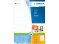 HERMA Premium Labels 70x25,4 100 Sheets DIN A4 3300 pcs. 4455