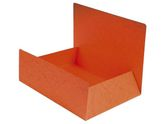 Mapp kartong EXACOMPTA 3-klaff A4 orange / EXACOMPTA (56409E)