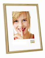 S011A4             30x45 Plastic Frame gold