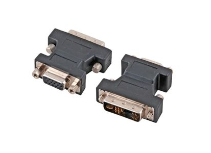 EFB-ELEKTRONIK Adapter VGA - DVI Overgang HD15 Female - DVI Male (EB460)