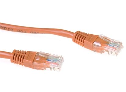 ACT Cat5E UTP Patchkabel,  Brun 3,0 meter (IB 4603)