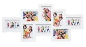 S65SW1 Gallery 8x10x15 Wooden Frame white