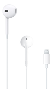 APPLE EarPods Lightning,  Remote and Mic Stereo in Ear, Lightning (MMTN2ZM/A)