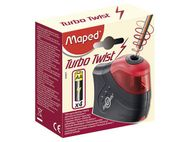 MAPED Blyantspisser MAPED Elektr. Turbo twist (026031)