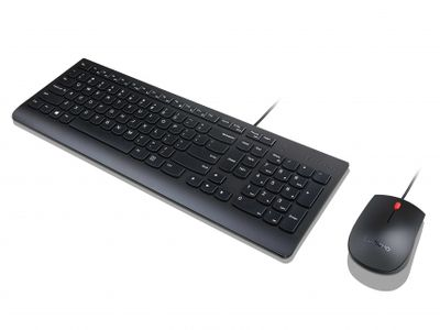 LENOVO Essential Wired Keyb. and Mouse Combo -DE - 02 Bulk - DE (4X30L79897)