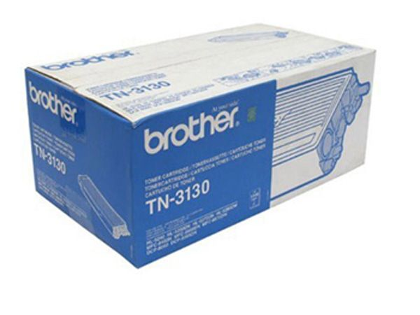 BROTHER Standard Yield 3.500 Pages @ 5% Coverage (TN3130)