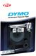 DYMO D1 Tape Perm.polytape 12mm Black on White