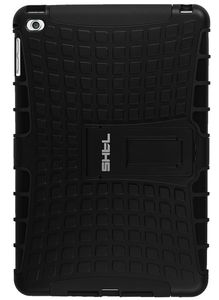 INSMAT RUGGED ARMOR IPAD MINI 4 BLACK (652-1206)