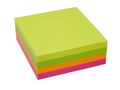 STICKN Notes Stick'n Notes 76x76 flerfarvet 320