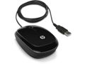 HP Mouse X1200 Sparkling Black