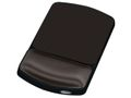 FELLOWES Wrist support Fellowes mousepad-wrist adjust. angle graphite