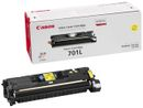CANON Toner Cartridge 701L Yellow