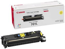 CANON Toner Cartridge 701L Yellow 2000 sider (9288A003)