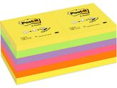 Notes POST-IT Z-block 76x76mm rainbow / POST-IT (860737*12)