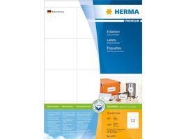 HERMA Etikett HERMA Premium 70x67,7mm (1200) (4279)