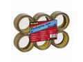 SCOTCH Pakketape SCOTCH 371 PP 38mmx66m brun