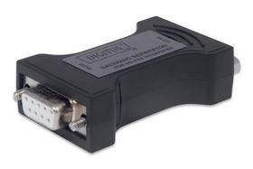 RS232 TO TTL ADAPTER GALV. TRANSM. RATE: 300-115.2 KBPS ACCS