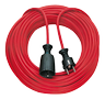 BRENNENSTUHL Plastic Extension Cable Red 20m H05VV-F 3G1,5