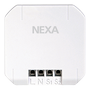 NEXA WBT-230, 2-channel transmitter,  compatible with Bridge, white