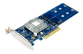 SYNOLOGY M2D17 PCIe Adapter for Dual M.2 SSD