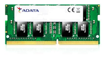 A-DATA Adata Premier Series DDR4, 8GB, 2400MHz SO-DIMM (AD4S240038G17-S)
