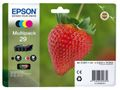 EPSON Ink Cart/ Claria Home MP 29 YL/ CY/ MG/ BLK