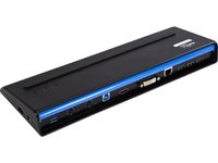 TARGUS USB 3.0 SuperSpeed Dual Video Docking Station and Power (ACP71EUZ)
