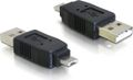 DELOCK Adapter USB micro-A Stecker zu