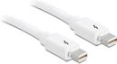 DELOCK Thunderbolt-kabel, ha - ha, 3m,