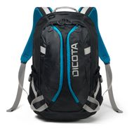 DICOTA Dicota Backpack Active 14-15.6 Black/ Blue (D31047)