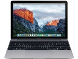 APPLE MacBook 12__ Retina MLH82KS/A Dual-Core M5 1_2GHz 8GB 512GB Intel HD 515 Space Gray (MLH82KS/A)