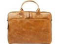 DBRAMANTE1928 Kronborg PC bag 16'' - Golden Tan