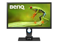 "BENQ BenQ 27"" LED SW2700PT 5ms, 99 Adobe RGB, DVI/HDMI/DP"