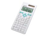 CANON F-715SG EXP DBL Calculator White & Blue