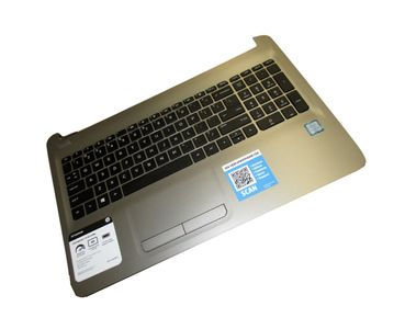 HP Top Cover & Keyboard (Italy) (855022-061)
