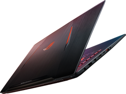 "ASUS ROG GL702VM 17.3"" FHD matt 120Hz G-SYNC, GeForce GTX1060, Core i7-7700HQ, 8GB RAM,256GB SSD,1TB HDD, Windows 10 Home (GL702VM-BA230T)"