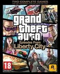 Act Key/GTA Episodes from Liberty City